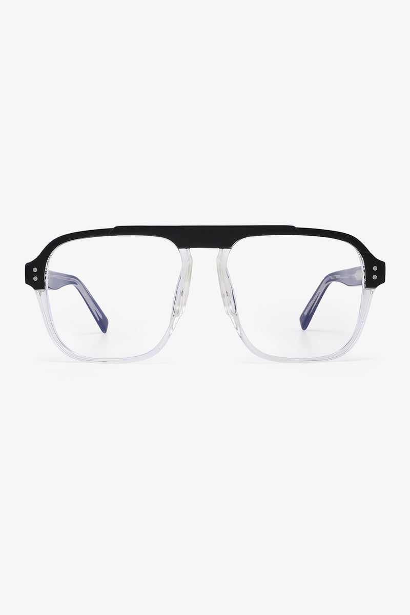 Square Blue Light Glasses | Matthew