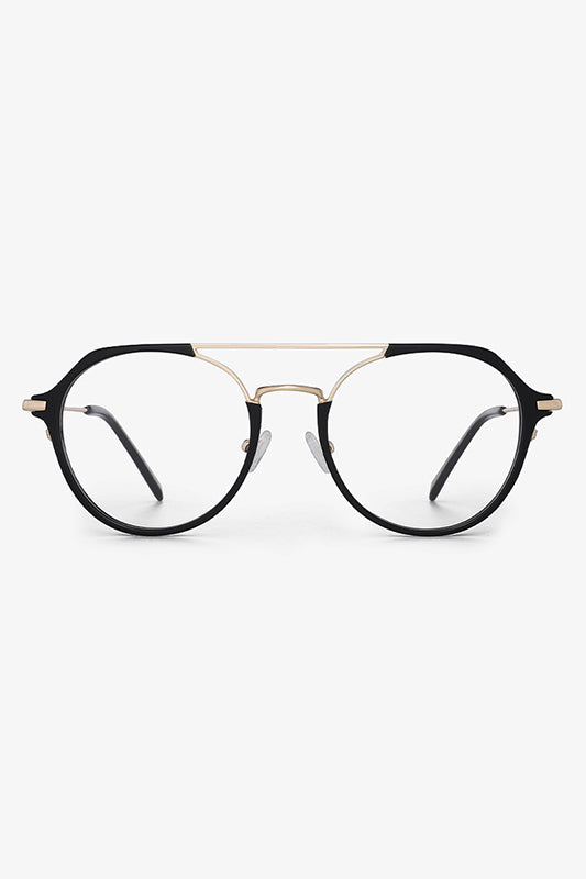 Round Eyeglasses | Barry-JH