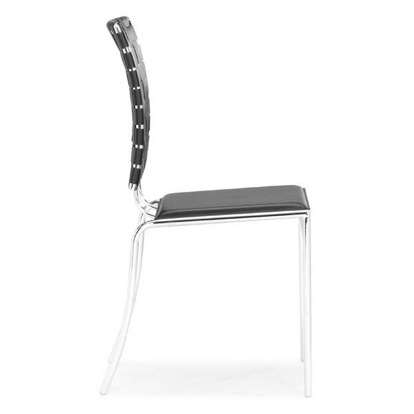 Criss Cross Dining Chair The Modern Source