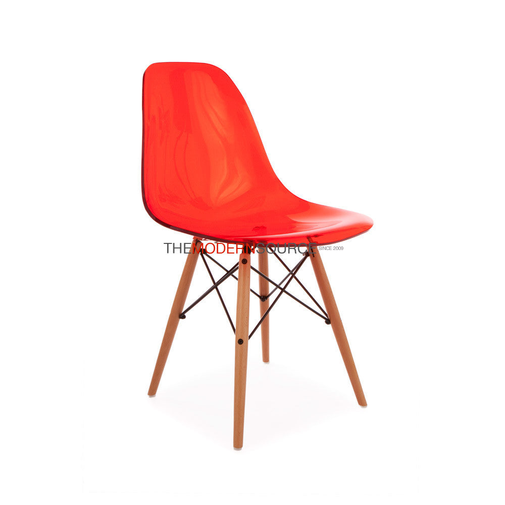 Eames Dsw Side Chair Eames Reproduction Mid Century