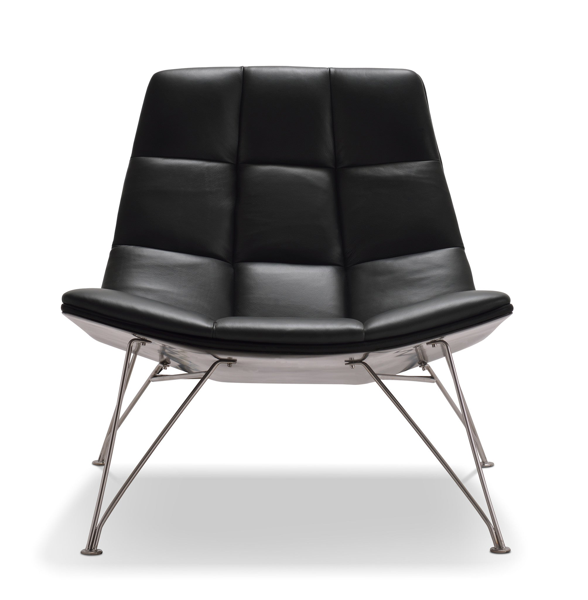 Bon Jehs + Laub Wire Lounge Chair Reproduction   The Modern Source   1 ...