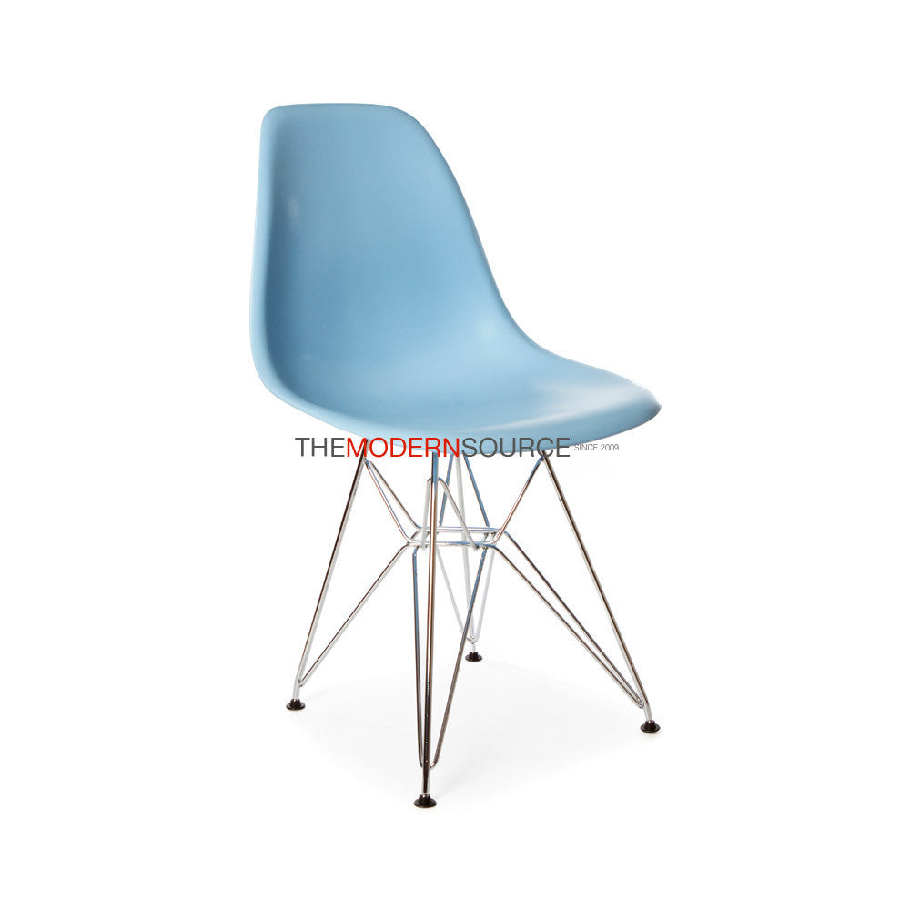 Eames DSR Side Chair Reproduction Eames Reproduction  : DSR BLUE 1 from www.modern-source.com size 1000 x 1000 jpeg 29kB