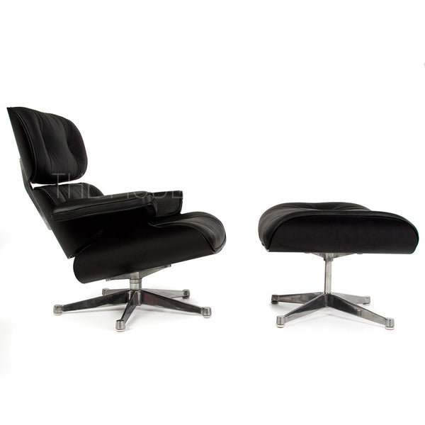 Fabulous Eames Lounge Chair Ottoman Reproduction Dailytribune Chair Design For Home Dailytribuneorg