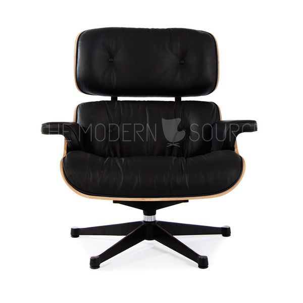Eames Lounge Chair & Ottoman Reproduction The Modern Source