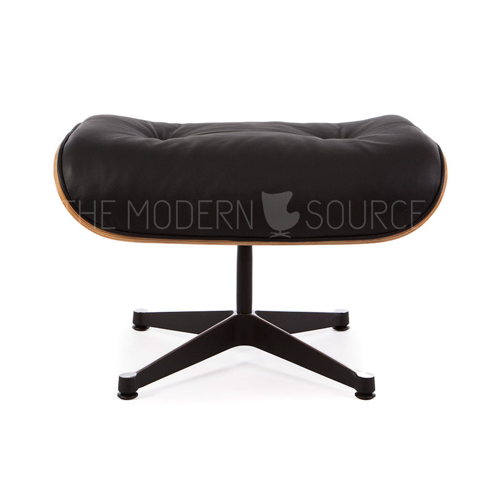 Eames lounge chair ottoman reproduction the modern source for Eames lounge chair abmessungen