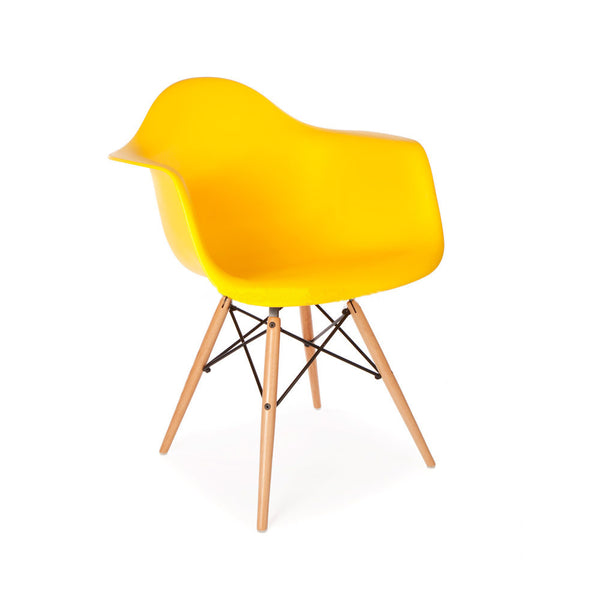 Eames daw armchair eames reproduction mid century for Eames daw reproduktion