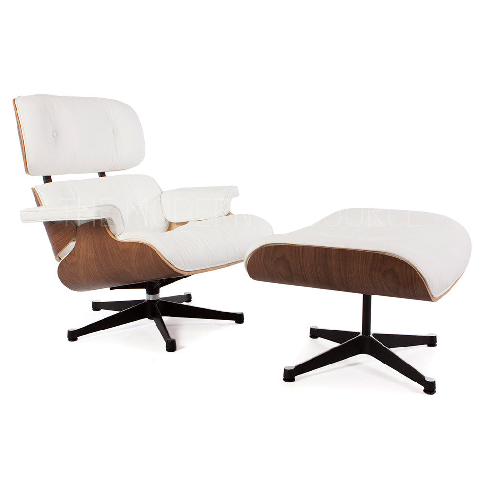 gr shop herman white ash lounge eames canada ottoman and miller chair