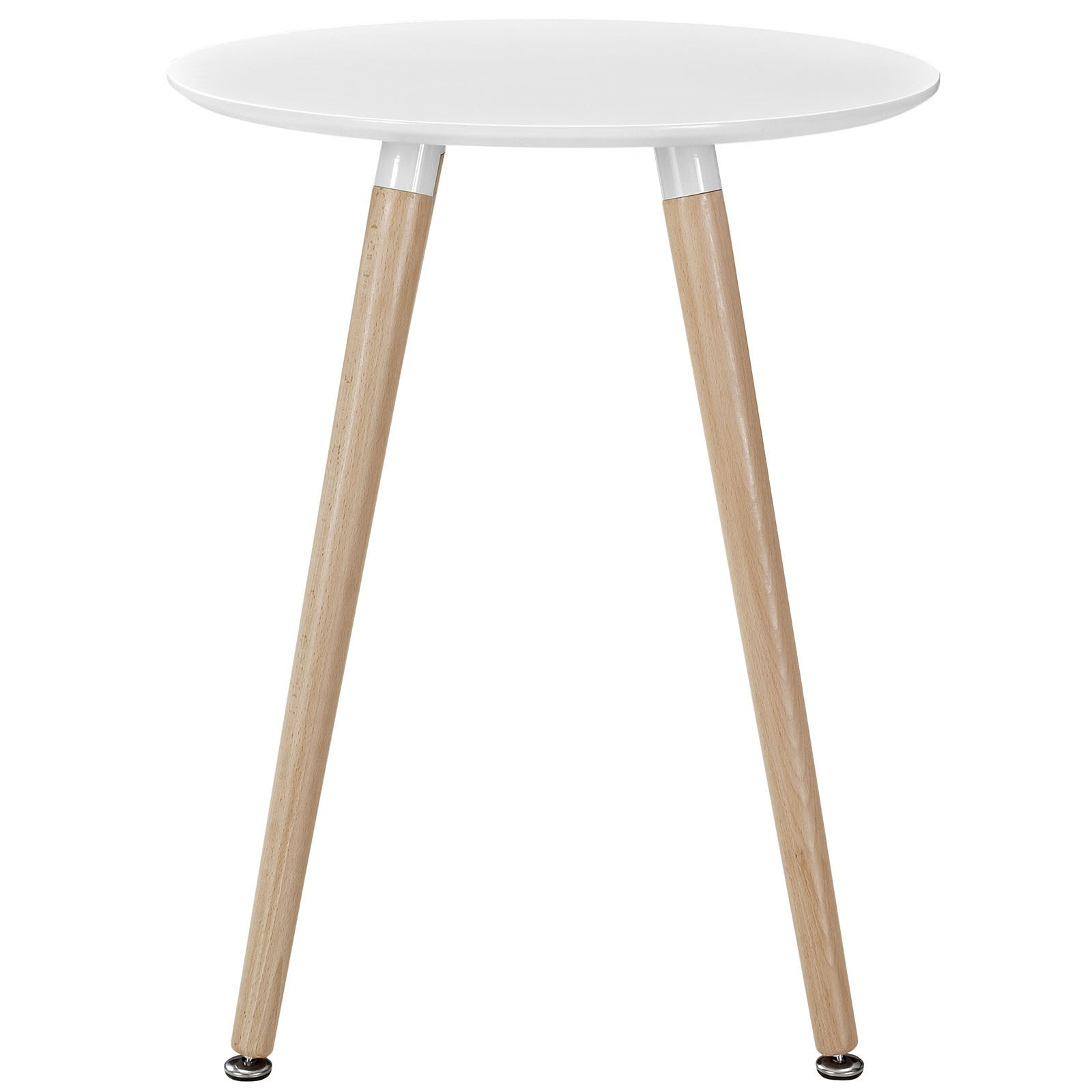 Track Circular Side Table The Modern Source