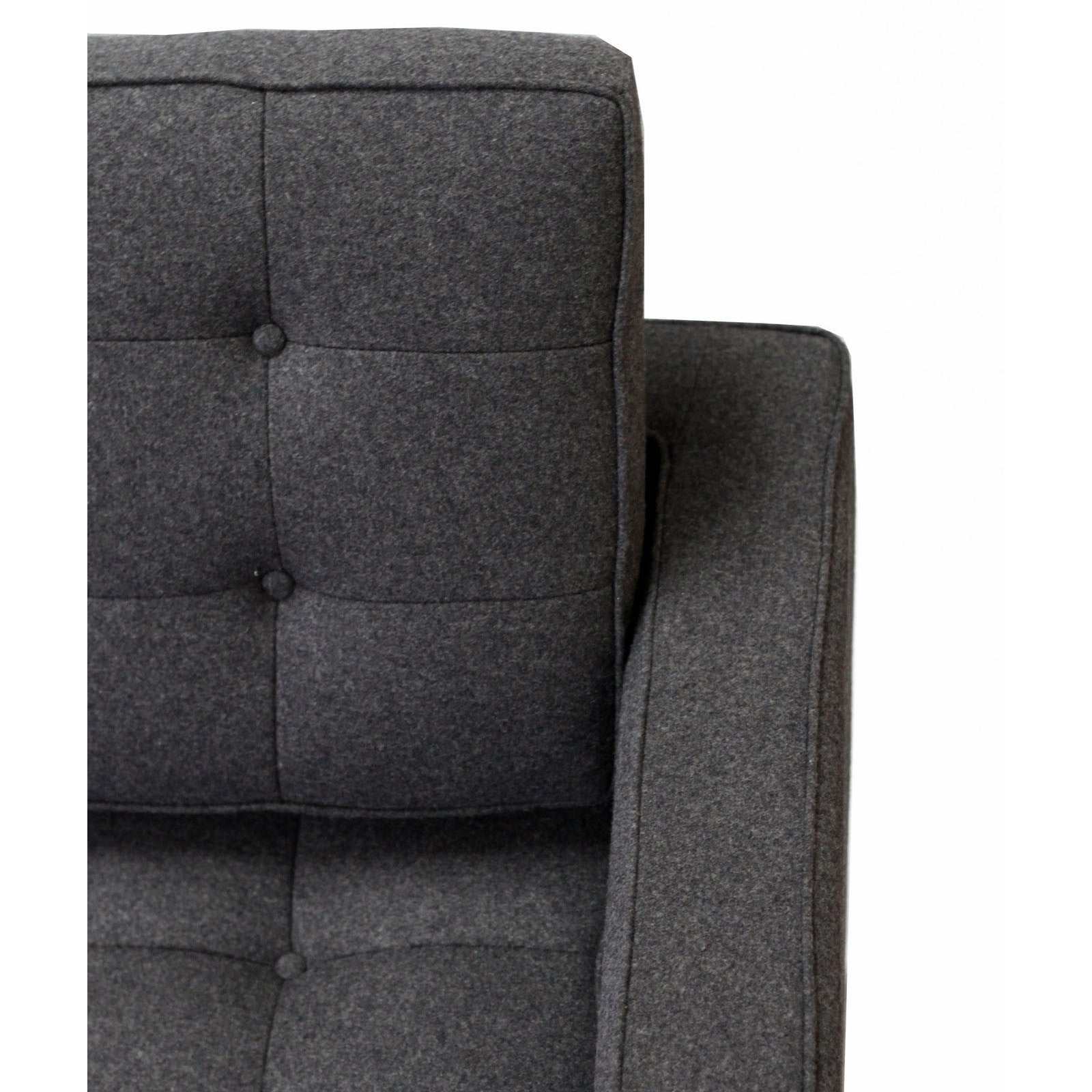 ... Florence Knoll Sofa Reproduction (Fabric)   The Modern Source   3 ...