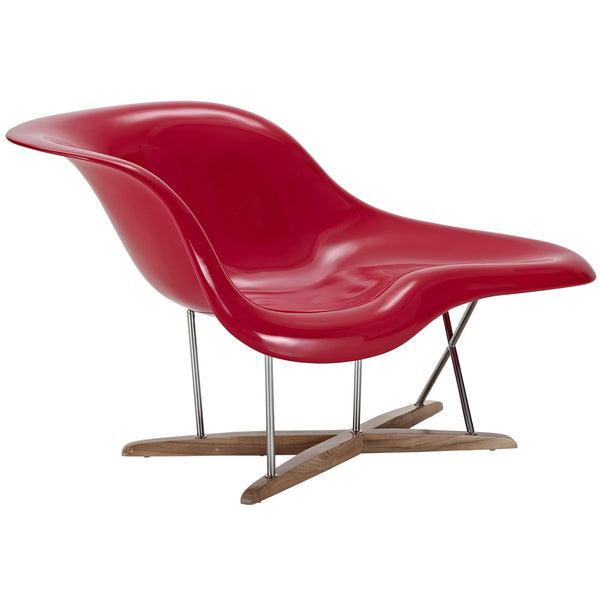 Peachy Eames La Chaise Reproduction Ibusinesslaw Wood Chair Design Ideas Ibusinesslaworg
