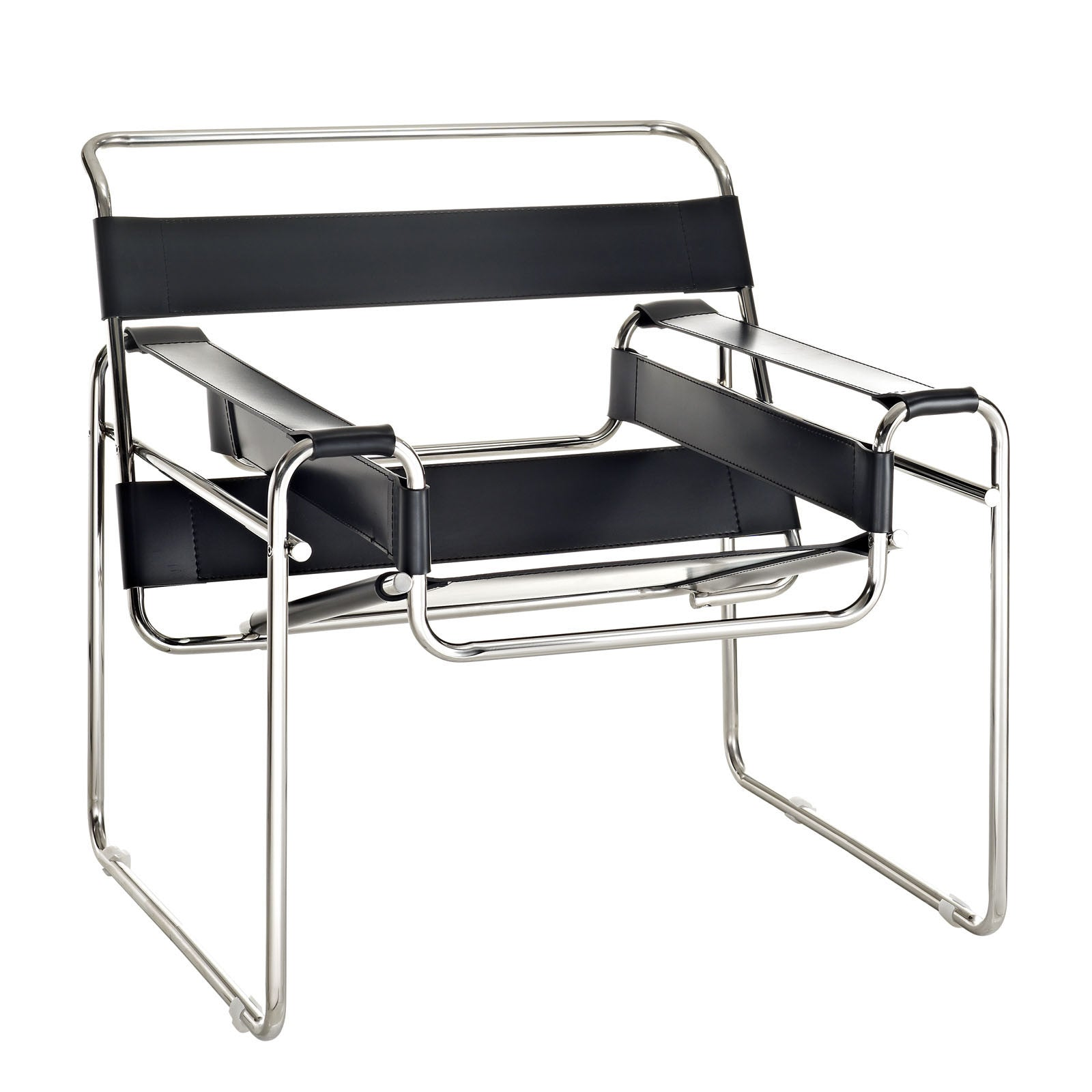 Awesome Wassily Chair Reproduction   The Modern Source   1 ...