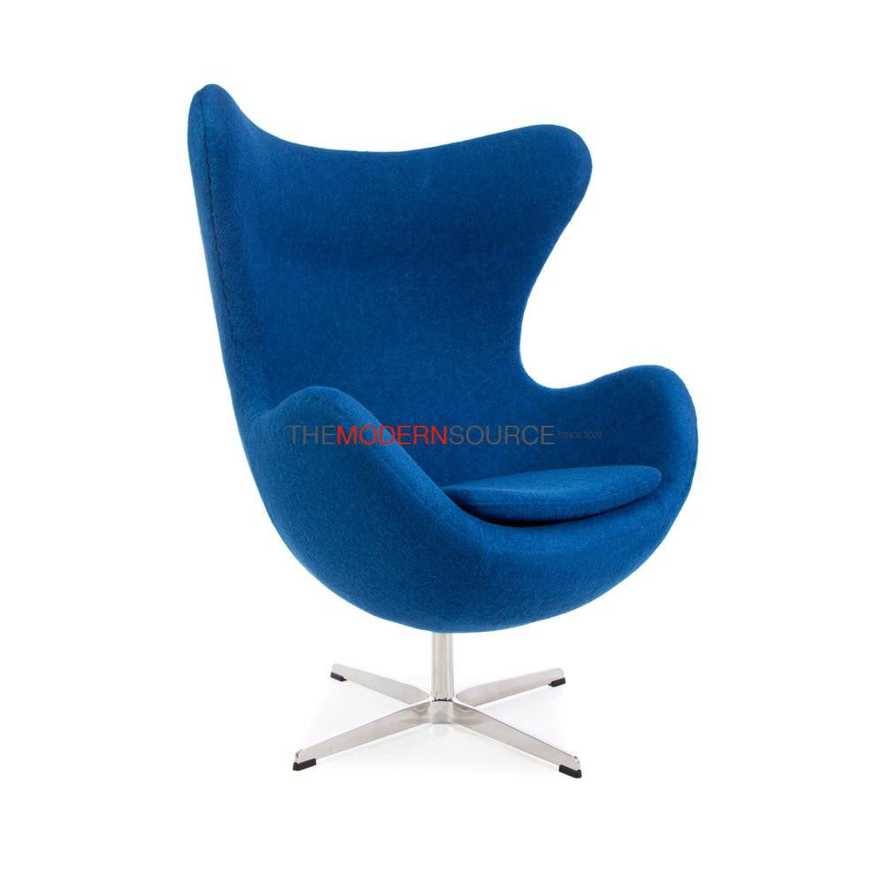 ... Egg Chair Reproduction ( Wool )   The Modern Source   3 ...
