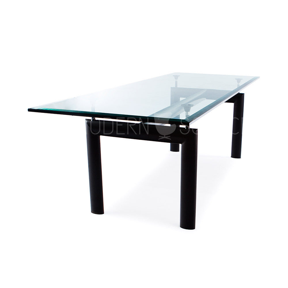 Beau Le Corbusier LC6 Dining Table   The Modern Source   1 ...
