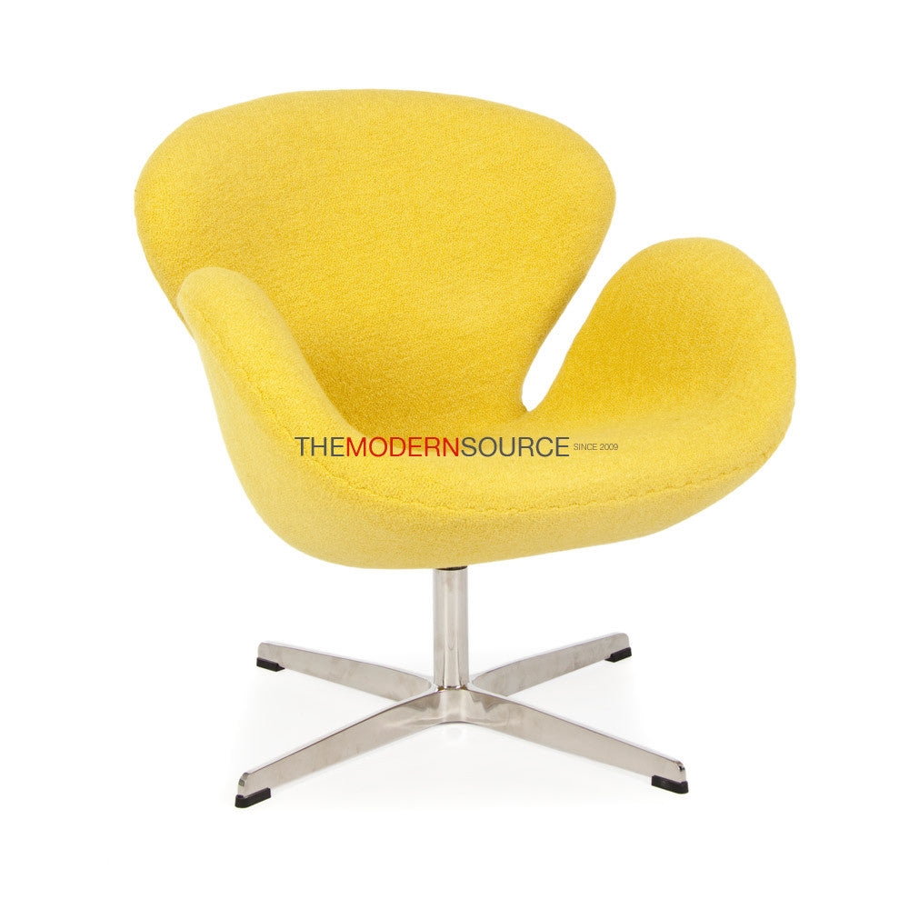 ... Swan Chair Reproduction - Wool - The Modern Source - 3 ...  sc 1 st  The Modern Source & Swan Chair Reproduction - Wool - The Modern Source