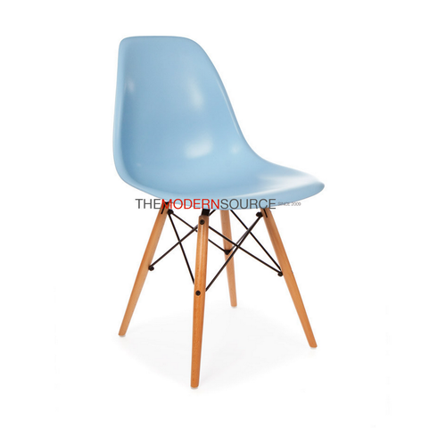 Kids Eames DSW Side Chair Reproduction   The Modern Source   1Dining Chairs I Modern Reproductions I The Modern Source. Eames Dsw Dsr Dss Faux Leather Seat Pad. Home Design Ideas