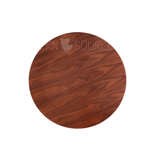Tulip 47 Quot Dining Table Walnut The Modern Source