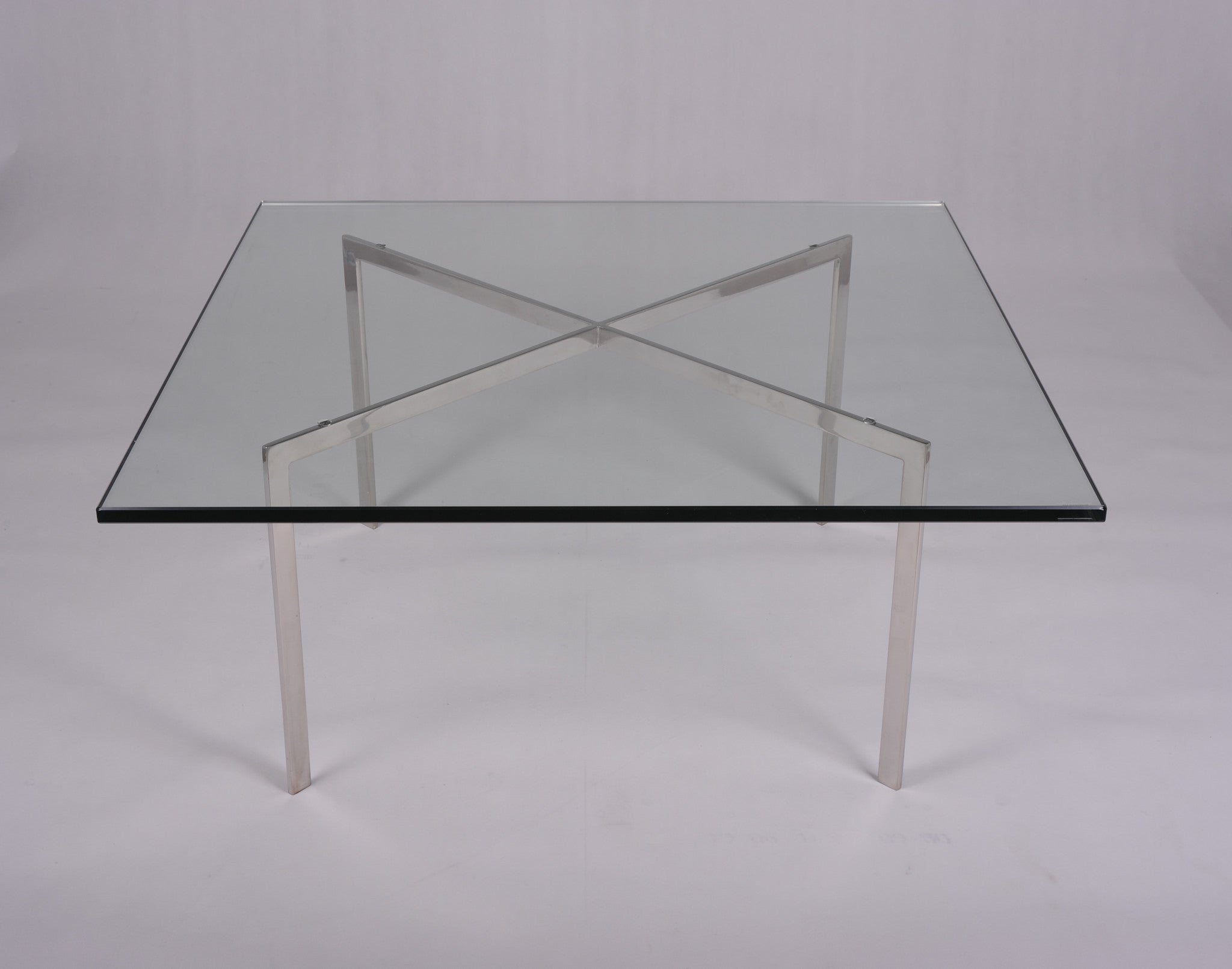 Barcelona Coffee Table Modern Reproductions The Modern Source