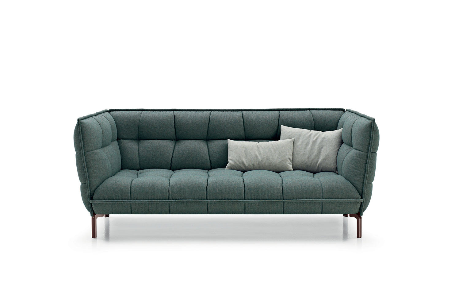 B b husk sofa reproduction the modern source - Husk chair replica ...