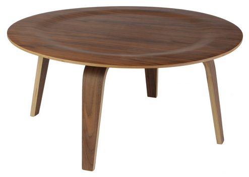 Eames Plywood Coffee Table I Mid Century Modern Vancouver The