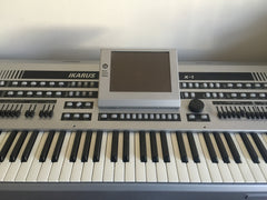 WERSI IKARUS (OAS 76 NOTE KEYBOARD)