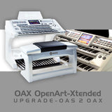 Upgrade: Louvre GS1000 OAS to Sonic OAX1000 (EA3 - 2011 to 2015)