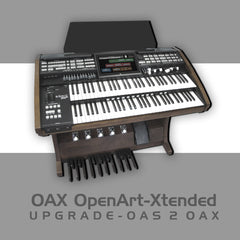Upgrade: Verona GS500 OAS to Sonic OAX500