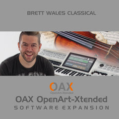 Wave 2: Brett Wales Classical for OAX