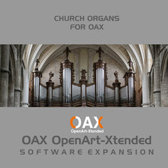 Wave 2: Church Organs for OAX