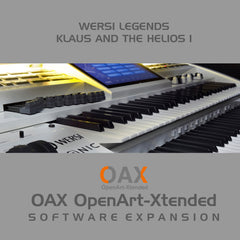 Klaus and the Helios - For Sonic / OAX