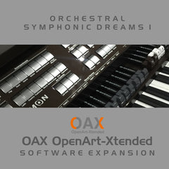 Orchestral Symphonic Dreams 1 - For Sonic / OAX