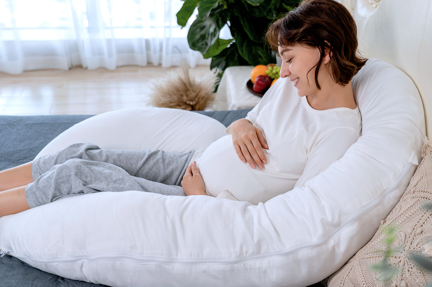 What is Pregnancy Pillow?