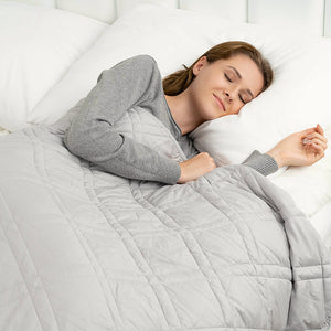 Adult Weighted Blanket Without Cover(20%OFF)