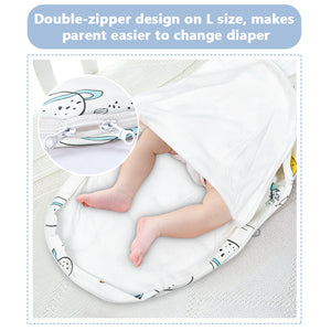 Baby swaddle blankets with lovely printing