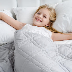 Kids Weighted Blanket Without Cover