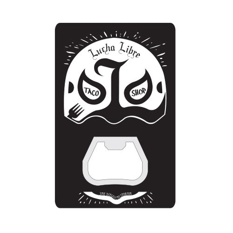Lucha Bottle Opener