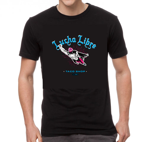 New Lucha Libre T-shirt