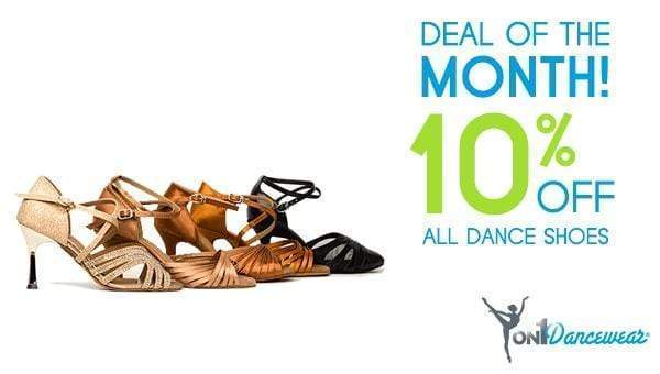 Deal of the Month!10% off on all footwear only at Beyond the Barre