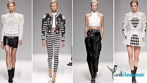 Fashion Trend~ Black and White