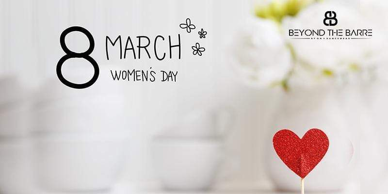 Women's Day- How to Celebrate With your Favorite Dancer
