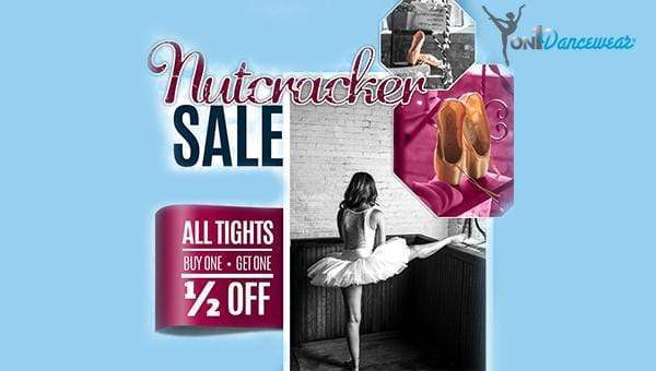 The Nutcracker Sale Only on Beyond the Barre