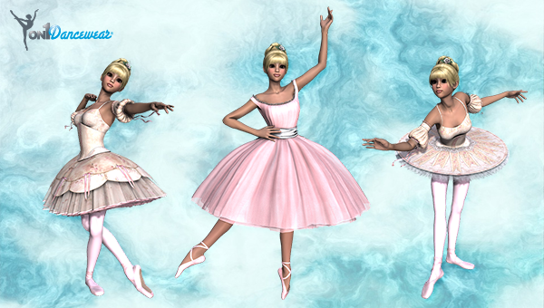 The Five Types of Tutus