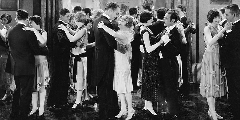 A Brief History Of Social Dancing In America