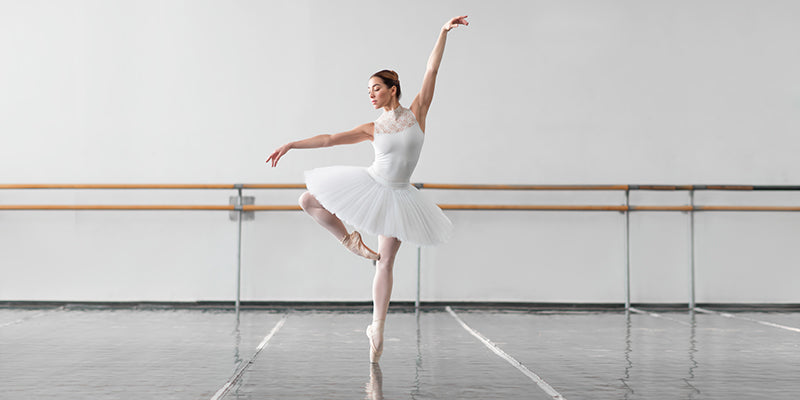 Balance and preparation - two most important components of pirouettes