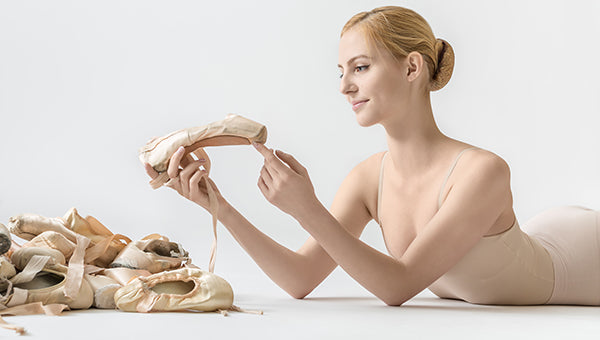 Care Tips for Pointe Shoes