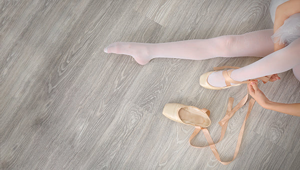 Custom Fit Pointe Shoes