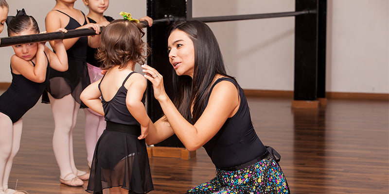 Dance helps young children learn literacy skills
