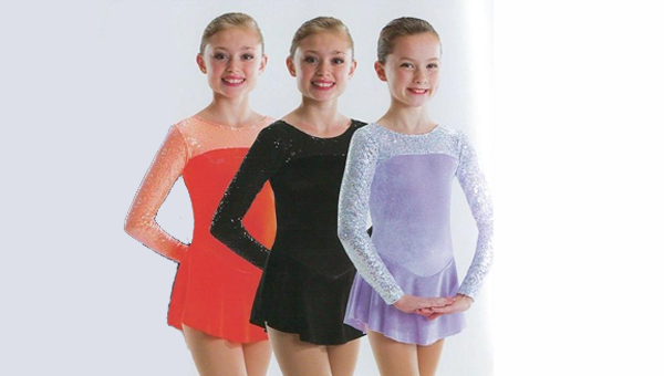Selection of Dance Costume Material