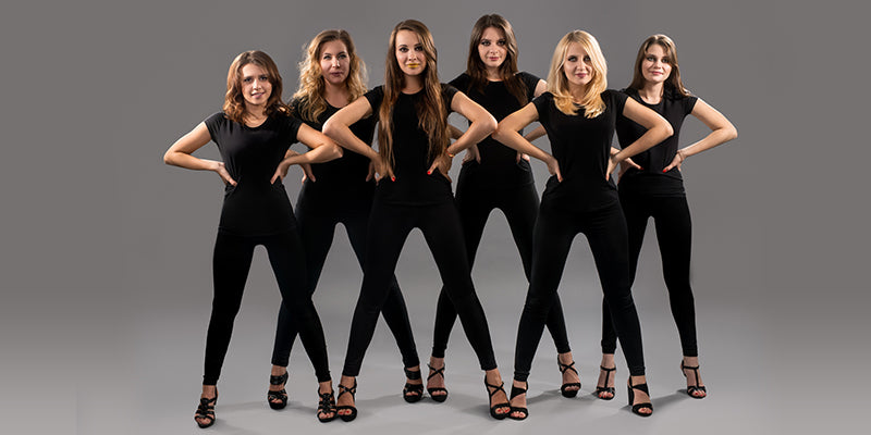 Jazz studio dancewear styles