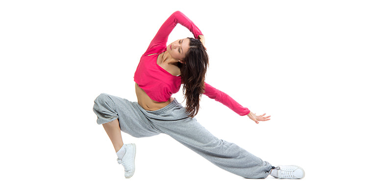 Dancewear for modern, Hip Hop and other dance styles