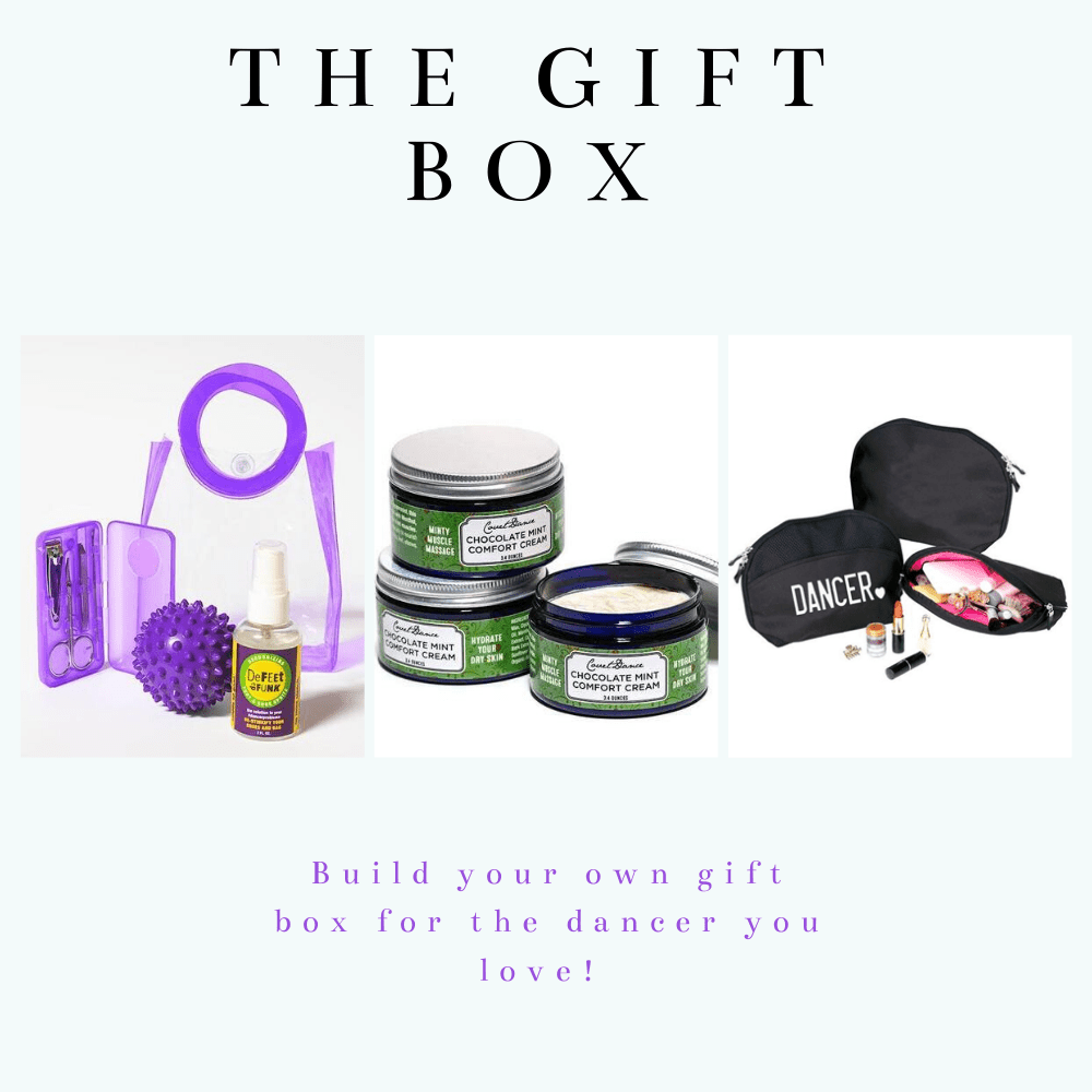 The Gift Box beyond the barre barre box